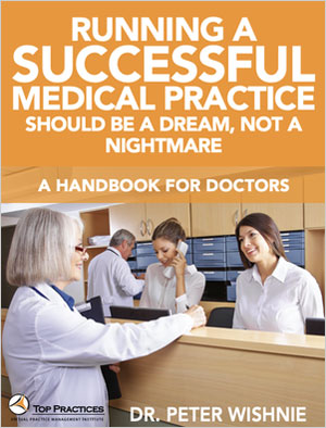 Running A Successful Medical Practice Book Cover
